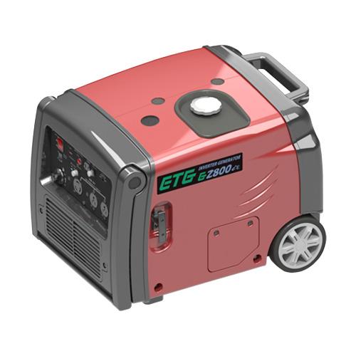 インバーター発電機 ETG-2800ie