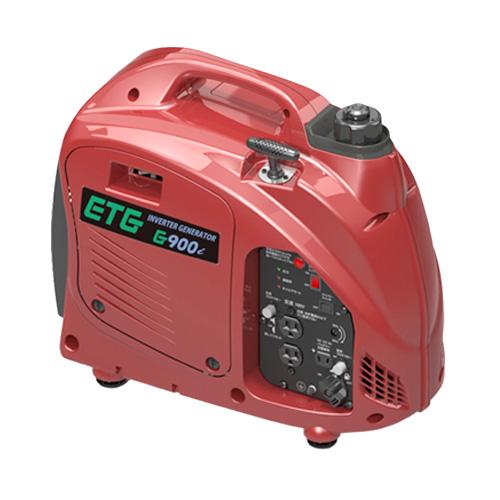 インバーター発電機 ETG-900i